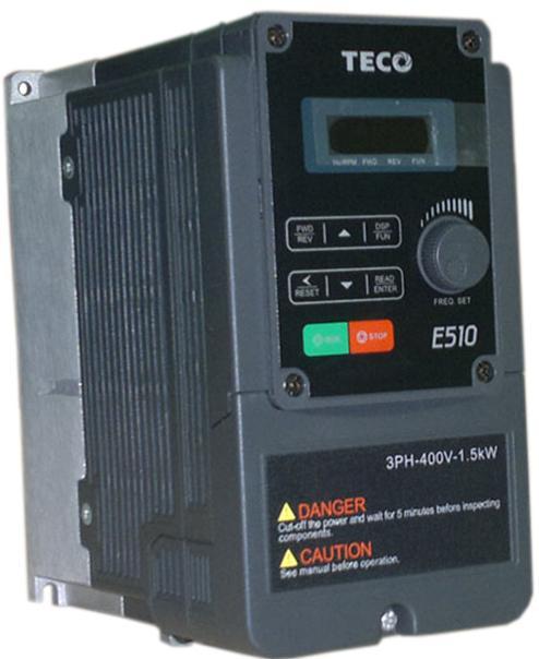 Teco Inverter E510 Ac Drive Hız Kontrol Cihazı